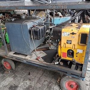 Przesyłki Agregat hydrauliczny