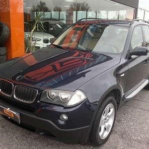 Przesyłki BMW X3