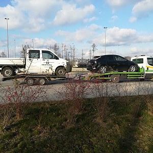 Przesyłki Volkswagen transporter