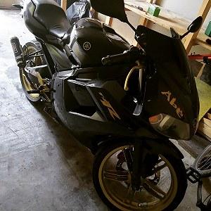 Przesyłki Yamaha TZR 50