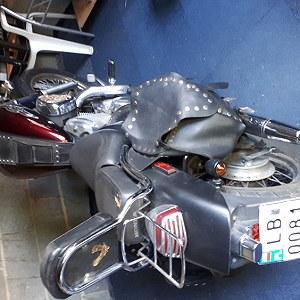 Przesyłki Honda VT 600 Shadow