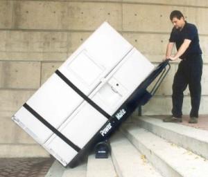 Transport lodówki - poradnik