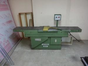 Transport maszyny stolarskiej