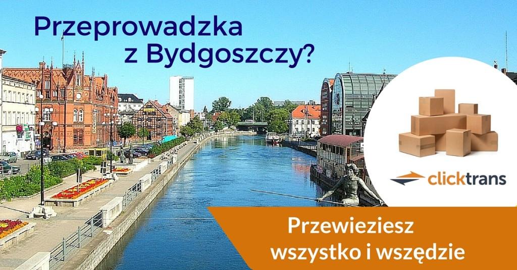 Przeprowadzka z Bydgoszczy
