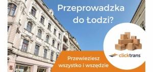 Transport i przeprowadzki w Łodzi