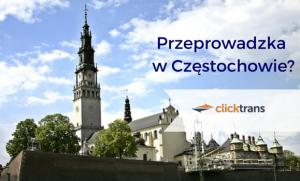 Przeprowadzka w Częstochowie