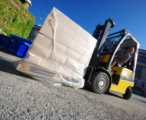 Ile kosztuje transport palet do Niemiec?