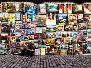 jak zorganizować transport dzieł sztuki, jak je przygotować do transportu i o czym warto wiedzieć przed zleceniem transportu obrazów.