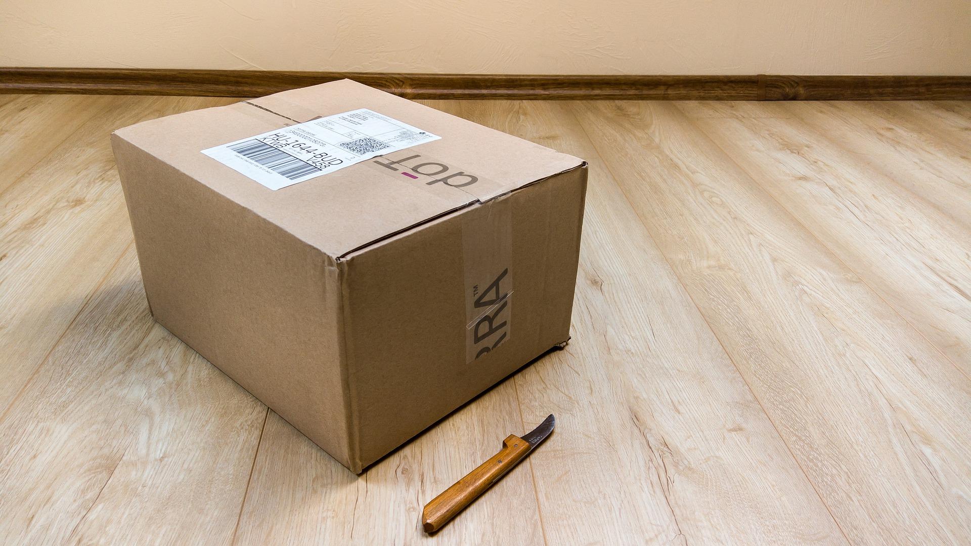 wysyłka paczki do Niemiec