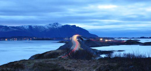 7 dróg, którymi powinieneś przejechać w 2017 roku