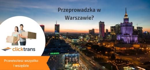 Transport i przeprowadzki Warszawa