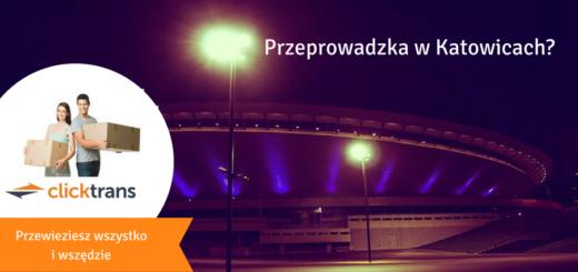 Przeprowadzka i transport Katowice