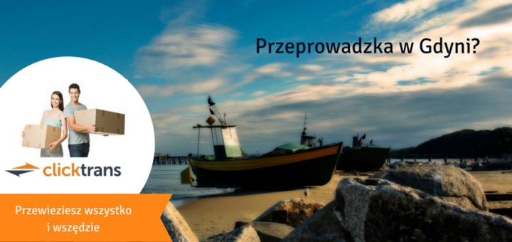 Ceny przeprowadzki Gdynia
