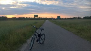 transport rowerów mazowiecke
