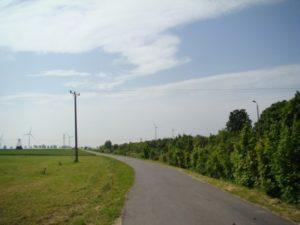 trasa rowerowa pomorskie
