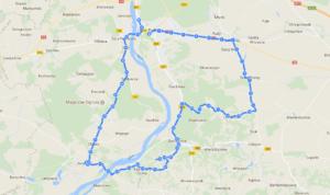 transport rowerów