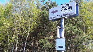 Ulica the Beatles
