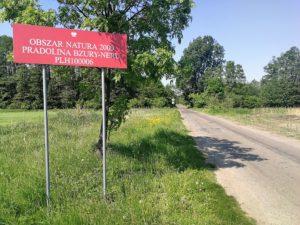 trasa rowerowa natura 2000