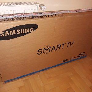 telewizor w fabrycznym opakowaniu