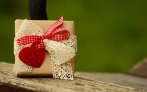 nietypowy prezent