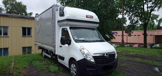 opinie o Opel Movano po 220 tys km