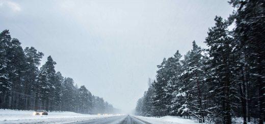 Jak co roku zima zaskoczyła Kierowców