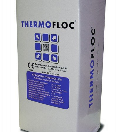 Transport celulozy Thermofloc