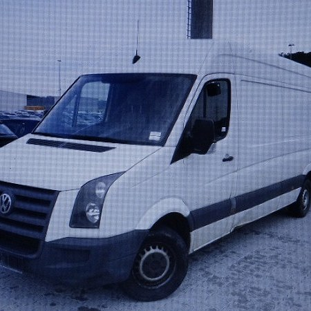 TRANSPORT Z NIEMIEC - VW CRAFTER - MAXI