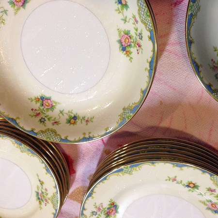 Family China (100) pieces - 4 boxes