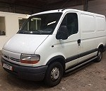 Renault Master mały