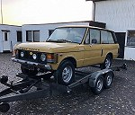 1975 Range Rover (does not run)