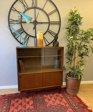 Bookcase sideboard