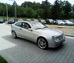 MERCEDES COUPE MALY