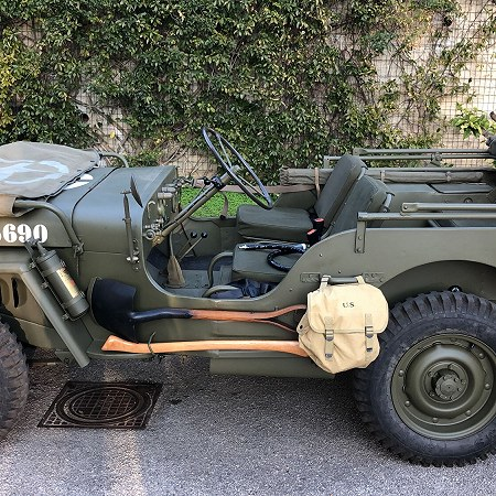 1942 Willy Jeep MB