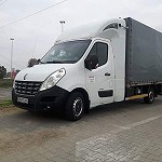 Firma transportowa Prabuty