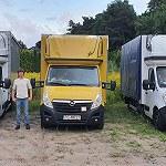 Firma transportowa Puszczykowo