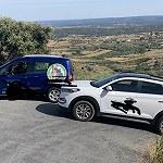 Firma transportowa Malpartida de Plasencia, Cáceres