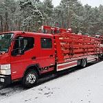 Firma transportowa Waddeweitz