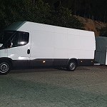 Firma transportowa Madrid