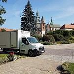 Firma transportowa Kraków, Polska