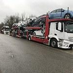 Firma transportowa CIECHANOWIEC